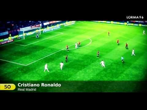 Top 100 Goals of the Year 2012 Music Videos