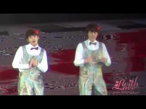 [WithLove.同.愛]120310 SuperShow4 IN Macau_Doremi_【Hyunwook ver.】.mpg