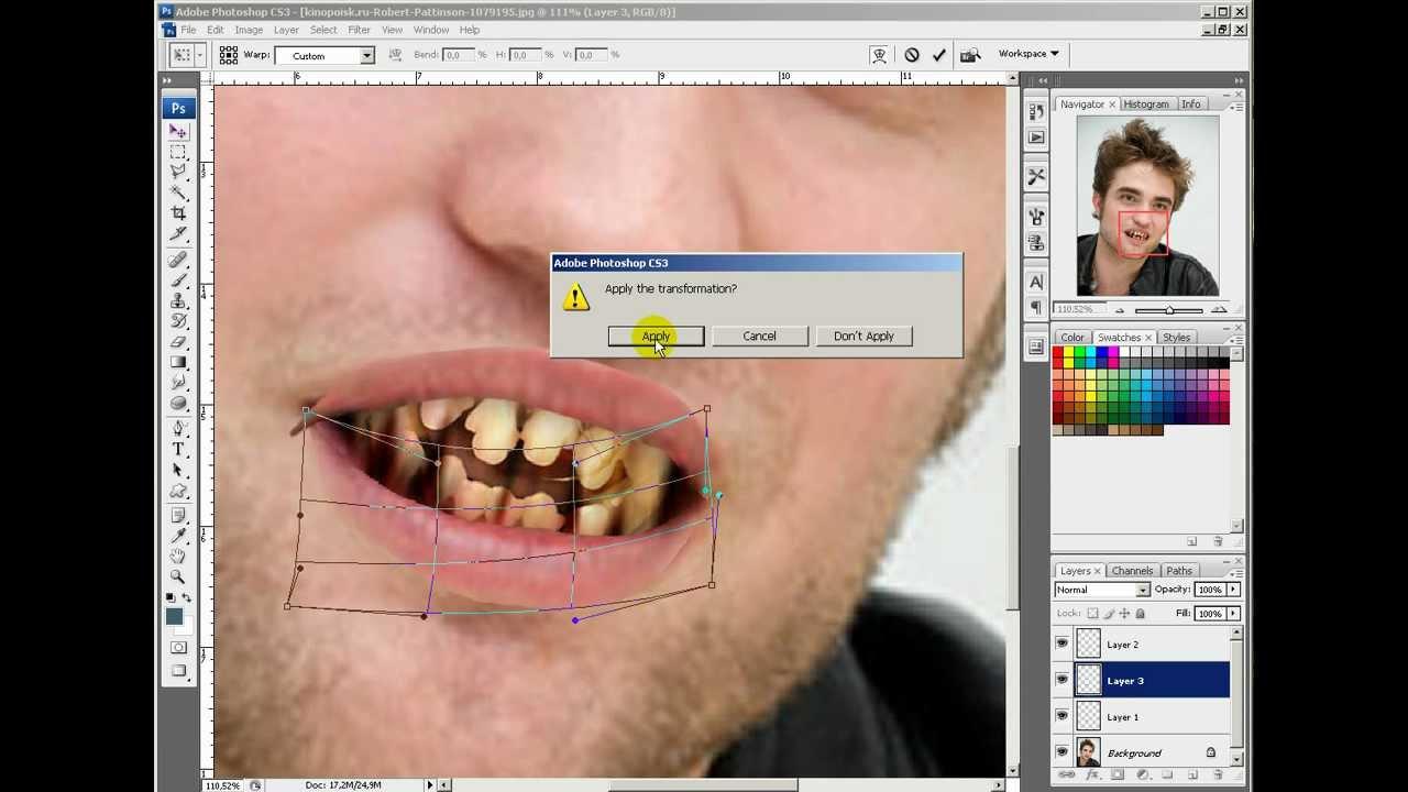Как сделать видео с лицами из фотографий