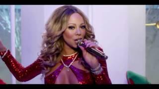 Watch Mariah Carey Here Comes Santa Claus video