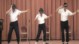 Billie Jean Dancing Senior Citizens