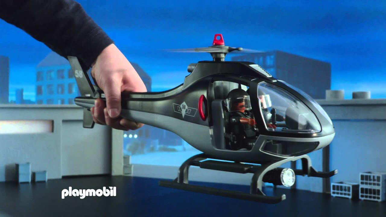 Playmobil Interventie Team - Toys XL - YouTube