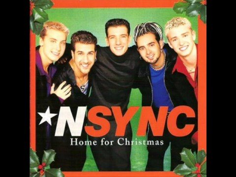 Nsync - The Christmas Song (Chestnuts Roasting O