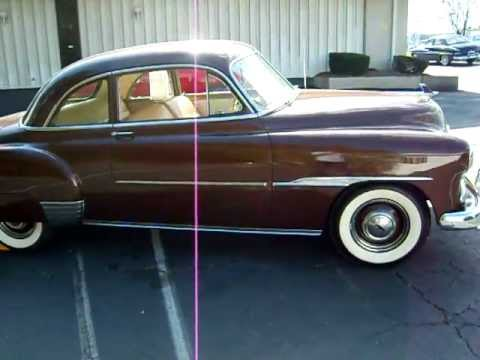 Sold Thank You Very Much For Sale 1951 Chevy Styline