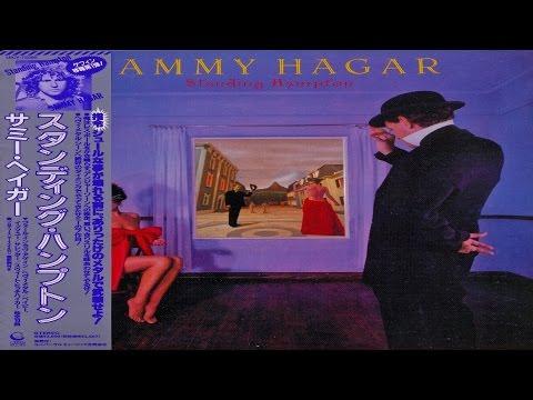 Sammy Hagar - Standing Hampton [Full Album] (Remastered)