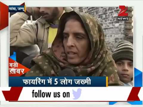 Ceasefire violation: Woman killed in Pakistan firing in J&K