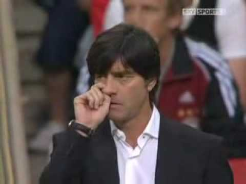 GERMAN COACH SNIFFS HIS ARMPITT AND EATS HIS BOOGER