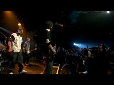 LP & Jay-Z [Collison Course] - Points of Authority/99 Problems/One Step Closer LIVE HD