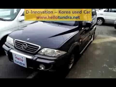 [hellotundra.net] Korea used car sales - Ssangyong / Musso