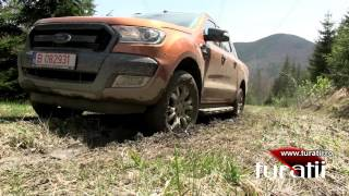 Prim contact noul Ford Ranger