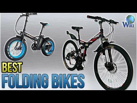 10 Best Folding Bikes 2018