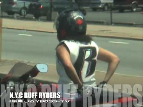 NEW YORK RUFF RYDERS HANG OUT 09