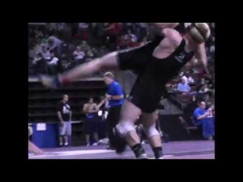 Aptos Wrestling 2012 Season Highlight