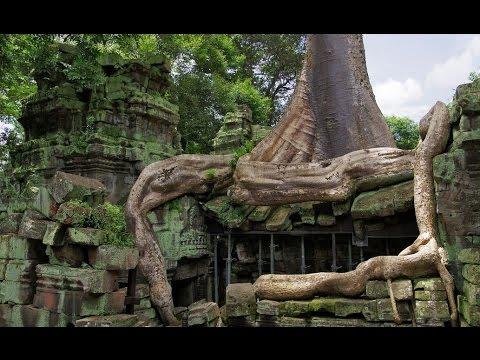 Siem Reap Angkor Wat - Cambodia Travel - Visit khmer Cambodia - The King of cambodia #2