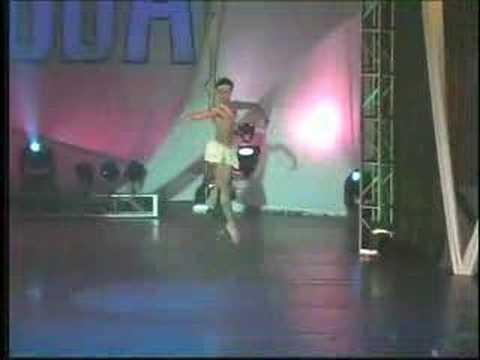 Danny Tidwell of Denise Walls Dance Energy