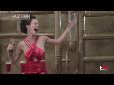 CAMPARI CALENDAR 2015 with Eva Green Mythology Mixology by Fashion Channel
