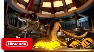 LEGO Jurassic World - Announcement Trailer - Nintendo Switch