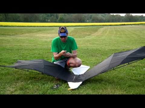 Vector Kite EAGLE PremierRc.com HD