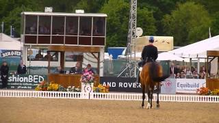 Carl Hester (GBR).CDI3* FEI Grand Prix Freestyle to Music