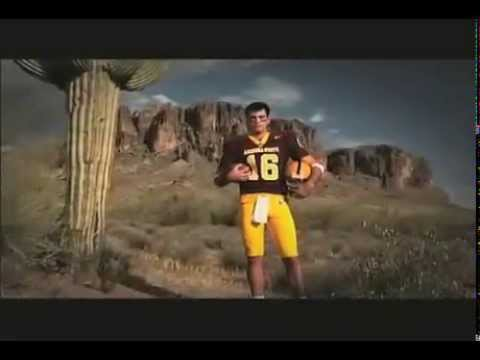 Arizona State Sun Devil Entrance Video Video