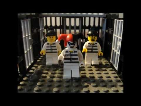 Lego Batman Telephone Parody