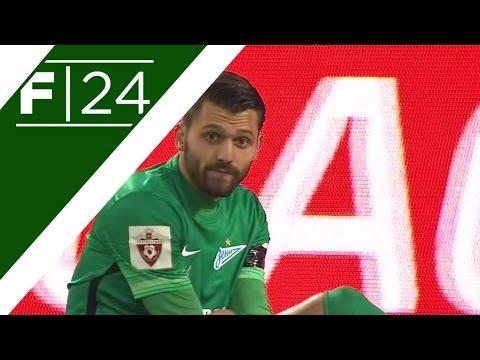 Highlights   Lokomotiv Moscow 2-0 Zenit