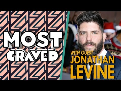 Most Craved Ep. 78 - The Night Before Director Jonathan Levine, Favorite Christmas Movies And More!