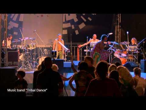 Tel-Aviv Beach festival | Tribal Dance