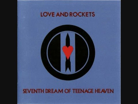 Love & Rockets - Dog end of the day gone by