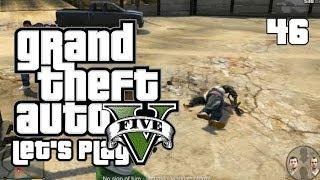 GTA V - Let's Play/Walkthrough - Mission 50: Lamar Down - #46 (GTA 5 Gameplay)