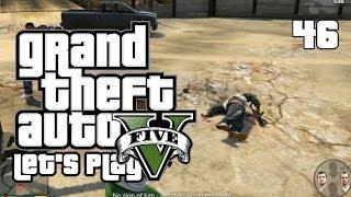 GTA V - Let's Play/Walkthrough - Mission 50: Lamar Down - #46 (GTA 5 Gameplay)