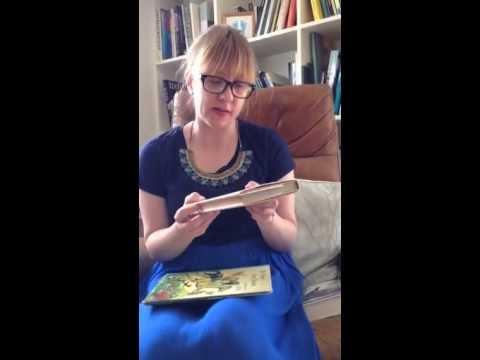 Katy Pegg shares her precious hardbacks