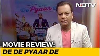 De De Pyaar De - Film Review | Ajay Devgn | Tabu | Rakul Preet Singh