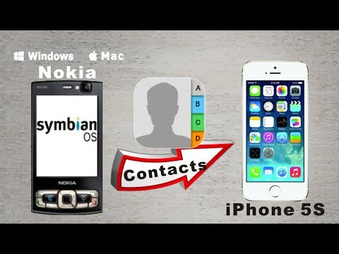 nokia to iphone 5s 6 6 contacts transfer how to transfer contacts