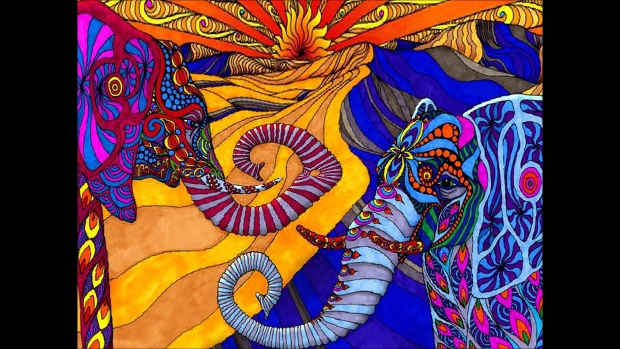 Acid Trip Pictures Color L.s.d Colors Progressive