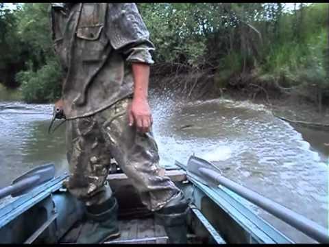 болотоход 10 л.с.на лодке 4.5 метра