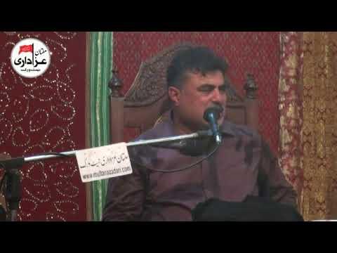 Zakir Nasir Abbas Notak  | Majlis 19 Zilhaj 2017 | Shahadat Bibi Sakina S.A |