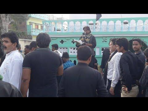 Saraimeer Azamgarh 1 Nov 2018 72 Taboot