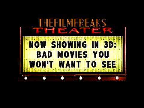 The Film Freaks: Best Of The WORST! (HD)