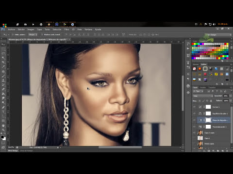 Tutorial Photoshop | Retoque Urbano