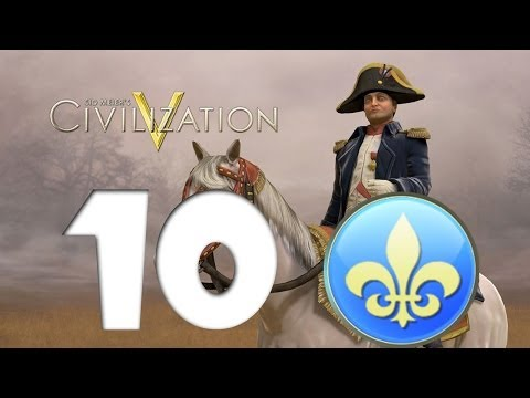 Civilization 5: France (Tourism) - Part 10