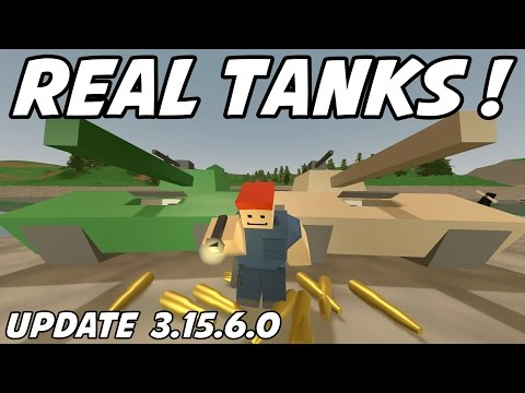UNTURNED - TANKS and MISSILES! (Update 3.15.6.0) #1