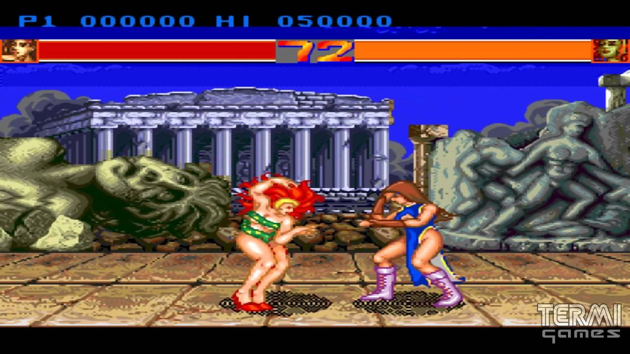 Strip Fighter 2 PC Engine - YouTube