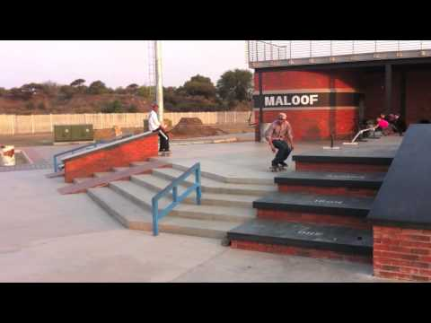 3 Clips with Warrick Delport-MMC Plaza Kimberley, South Africa