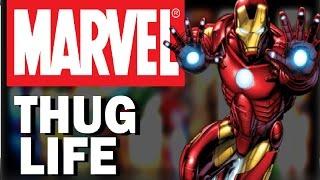 MARVEL ThugLife (Süper Kahramanlar)