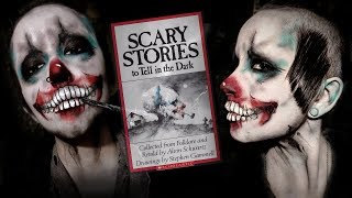 Scary Stories to Tell in the Dark  |   Halloween Makeup 2018