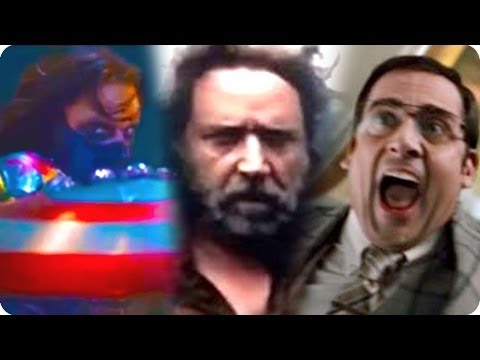 New Trailers | CAPTAIN AMERICA 2, NOAH, ANCHORMAN 2, & More!