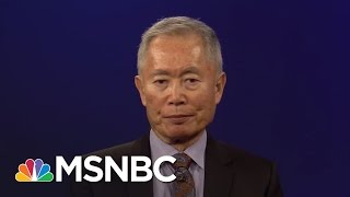 George Takei On Proposed Muslim Registry | The Last Word | MSNBC