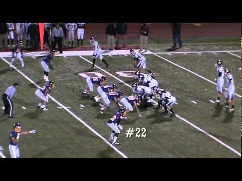 #22 Cordell Crosby, DB, Slot WR, & RB, Warren De La Salle Collegiate High School