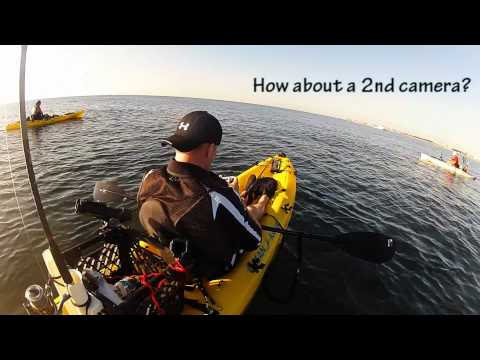 Kayak Fishing Monmouth Beach NJ